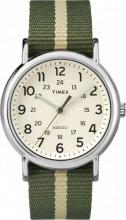 Timex Orologio Uomo Analogico cassa Acciaio e Cinturino Tessuto TW2P72100