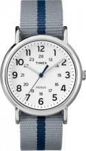Timex Orologio Uomo Analogico cassa Acciaio e Cinturino Tessuto TW2P72300