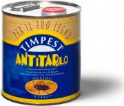 Timpest TIMP 2.5 Antitarlo Trattamento per Legno confezione 2.5 litri