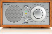 Tivoli Audio Radio Bluetooth Portatile FM Analogica CiliegioArgento Model OneBT