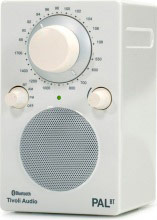 Tivoli Audio Radio Portatile Stereo FM analogica Bluetooth 3.5 mm Aux Bianco 1110PALBT