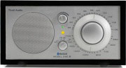 Tivoli Audio Radio Bluetooth FM Radiolina Analogica Portatile NeroSilver M1BTSLB