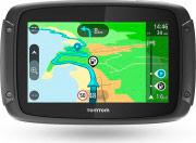 "TomTom Navigatore Satellitare Moto GPS Display 4.3"" Impermeabile IPX7 RIDER 420"