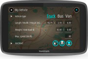 "TomTom 1PL6.002.09 Navigatore Satellitare Camion 6"" Europa Vivavoce Go Professional 6200"