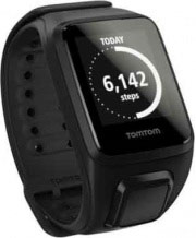 TomTom Orologio fitness Cardiofrequenzimetro GPS Subacqueo L Spark 1RE0.002.01