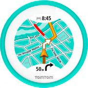 TomTom Navigatore Moto Scooter Gps Bluetooth schermo Touch 2.4 1SP0.001.0 Vio