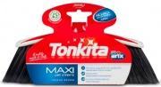 Tonkita 610B Scopa interni Maxi con Setole Ultra fitte