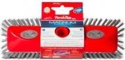 Tonkita 650 Spazzolone Magnum con Setole Ultrarigide e inclinate in diagonale