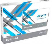 """Toshiba Hard disk SSD 2.5"""" 240Gb SATA3 Lettura 550 Mbs Scrittura 530 Mbs TL100"""