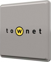 Townet 900-20-BR Acces Point WLAN 866 Mbits PoE Grigio