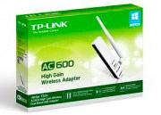 Tp-Link ARCHER T2UH Chiavetta Wifi USB Scheda di rete Wireless 433 Ms  AC600