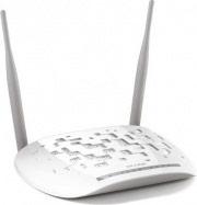 Tp-Link TD-W8961N Modem Wifi Router Wireless ADSL2+ N300 Mbps 4 Porte LAN