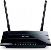 Tp-Link Router Modem Wireless WI-FI ADSL2+ - Switch 4 porte 10, 100, 1000 M - TD-W8970