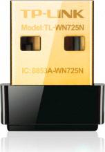 Tp-Link Chiavetta Wifi Scheda Rete USB Nano Adattatore Wireless TL-WN725N
