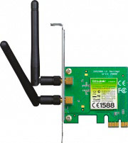 Tp-Link Scheda Wifi Wireless Interna PCI express Velocità 300 Mbps TL-WN881ND