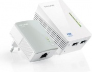 Tp-Link TL-WPA4220KIT Starter Kit Powerline Wireless N fino a 300Mbps - AV500