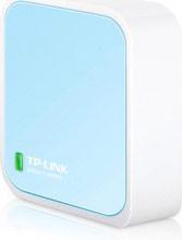 Tp-Link TL-WR802N Router Wifi Wireless Adattatore Smart TV Router 1 Porta LAN