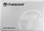 "Transcend SSD Solid State Disk 25"" 120 GB Sata 3 6 GBs TS120GSSD220S"