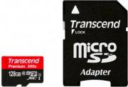 Transcend Micro sd 128 gb Scheda memoria SDHC Classe 10 UHS-I 400x TS128GUSDU1