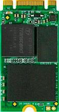 Transcend Hard Disk SSD 256 Gb SATA III Lettura 560 Mbits TS256GMTS400S