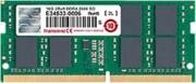 Transcend TS2GSH64V6B Memoria RAM 16 GB Tipologia DDR4 2666 mhz 260 pin So Dimm