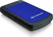 "Transcend TS2TSJ25H3B Hard Disk Esterno 2000 GB 2.5"" Micro-USB B"