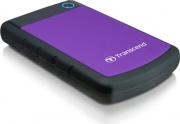 """Transcend TS2TSJ25H3P Hard Disk Esterno 2000 GB 2.5"""" Sata Micro-USB B"""