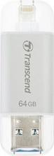 Transcend TS32GJDG300S Pen drive 32 GB Chiavetta USB 3.0 Lightning JetDrive Go