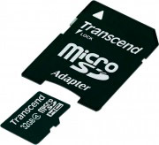 Transcend Scheda di memoria 32 GB MicroSD Cl 4 4 MBs TS32GUSDHC4