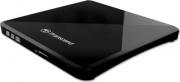 Transcend TS8XDVDS-K Masterizzatore Esterno Slim DVD-RRW USB 2.0 Nero