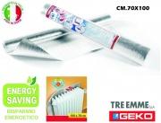 Treemme E110016 Termoriflettente Polietilene Promo Con Film Alluminio cm 70x100