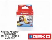 Treemme E534799 Nastro Adesivo Magnetico mm 19x1 Metro
