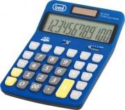 TREVI EC3775 Calcolatrice da tavolo solare ufficio finanziaria 12 Cifre 0377504