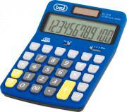 TREVI Calcolatrice da tavolo solare ufficio finanziaria 12 Cifre 0377504 EC3775