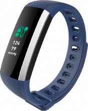 TREVI 0TF24004 Orologio Fitness Braccialetto Cardio Contapassi Bluetooth Blu T-FIT 240 HB