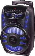 TREVI 0X045000 Cassa Bluetooth Radio FM Lettore Mp3 USB Micro SD Ingresso Mic XF 450 KB