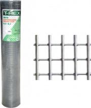 Trex 05867 Rete Recizione Elettrosaldata Zincata Maglia 12x12 H 60 cm L 25 mt