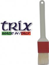 Trix Gomma I34063 Pennello Setole Naturali Largh. cm 4