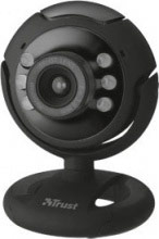 Trust 16428 Spotlight Webcam PRO da 1,3 Megapixel