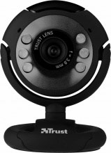 Trust Webcam Spotlight con LED 16429