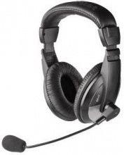 Trust Cuffia stereo Trust per PC con microfono col. Nero 16904A