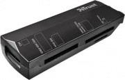 Trust Lettore Multicard SD MMC Memory Stick interfaccia USB Stello Mini
