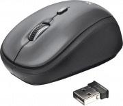 Trust Mouse Ricaricabile wifi senza Fili col. Nero 18519 Yvi