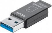Trust Lettore Multicard Chiavetta USB Lettore MicroSD - 19978