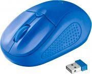 Trust 20786 Mouse Wireless senza Fili Ottico 1600 DPI con Rotella Blu -  Primo