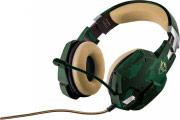 Trust 20865 Cuffie Stereo Mp3 ad Archetto Jack 3.5 mm Mimetico  GXT 322C