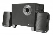 Trust Casse pc Wireless 2.1 Bluetooth Senza fili Subwoofer Speaker Set 15W 21184