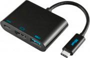 Trust Adattatore Multiport USB-c HDMI USB - 21260A