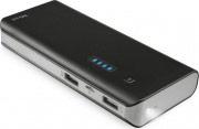 Trust 21689 Batteria Portatile Esterna 13000mAh Caricabatterie 2 USB  Primo