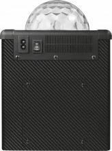 Trust 21731 Cassa Bluetooth Speaker portatile Ricaricabile Nero Fiesta Disco Lite